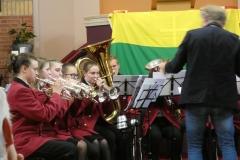 Concert Aukstyn in Kerk tussen de Dijken