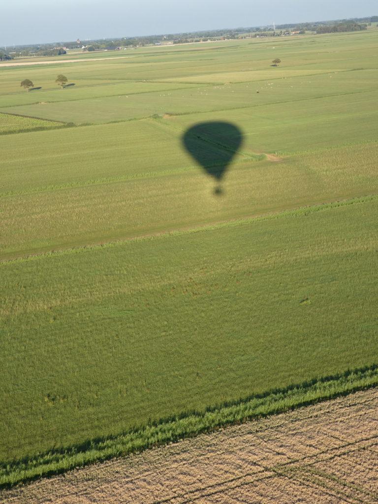 ballonvaart over het Bildt