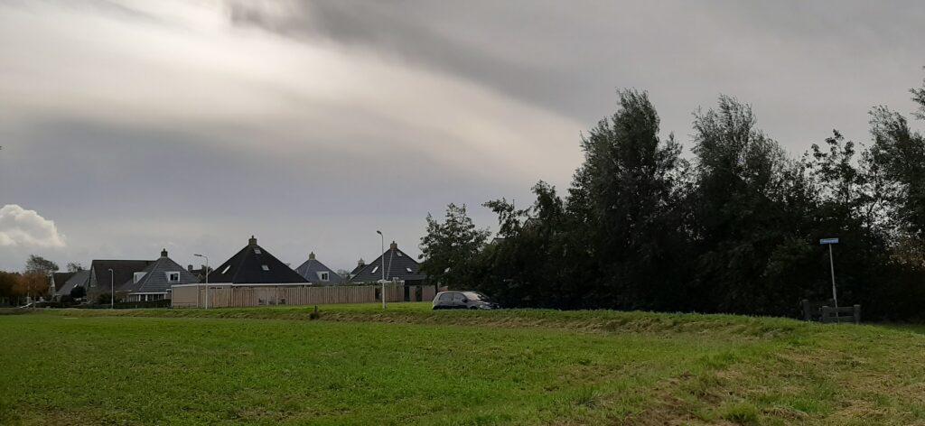 Ruime bouwkavels in Nij Altoenae